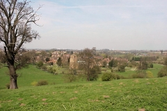 Stoneleigh from Motslow Hill : Spring-2000 : photo Duncan Bean