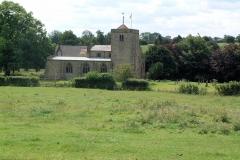Withybrook Church : Circular Walk 13 : 13-Jul-2004 : photo Peter Page