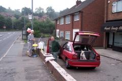 08:08 : Kenilworth Check Point (Common Lane)
