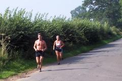 10:42 : The day warms up : near Stareton