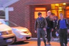 ACW Challenge : 5-Apr-2009 : outside Meriden Village Hall
