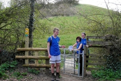 ACW Challenge : 5-Apr-2009 : Brinklow Castle