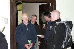 ACW Challenge : 5-Apr-2009 : Checking-In inside Meriden Village Hall