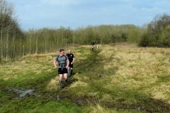"""15:22 : """"Moor Mud"""" runners ..."""