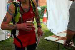 17:16 : Nigel Bullen just presented with his 40-Mile Certificate
