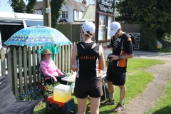 "12:37 : ""Watering Stop"" near Barnacle Village Hall"