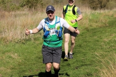 15:01 : Down across Corley Moor for the traditional happy photos!