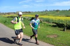 15:44 : Rushing down Eaves Green (& Yellow) Lane