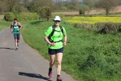 15:45 : Rushing down Eaves Green (& Yellow) Lane