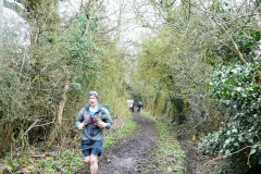 09:50 : I am going back to the lane, with a few more passing me.